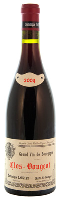 Dominique Laurent Clos De Vougeot Grand Cru Vieilles Vignes 2004