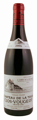 Chateau De La Tour Clos Vougeot VV Grand Cru 2006