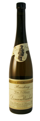 Weinbach Cuvee St Catherine Riesling 2007