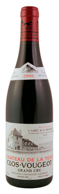 Chateau De La Tour Clos Vougeot Grand Cru 2006