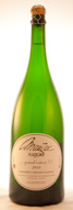 Robert &amp; Bernard Plageoles Mauzac Nature Sparkling Magnum 2010 (1500ml)