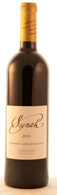 Robert &amp; Bernard Plageoles Syrah 2010