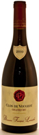 Francois Lamarche Clos De Vougeot Grand Cru 2010